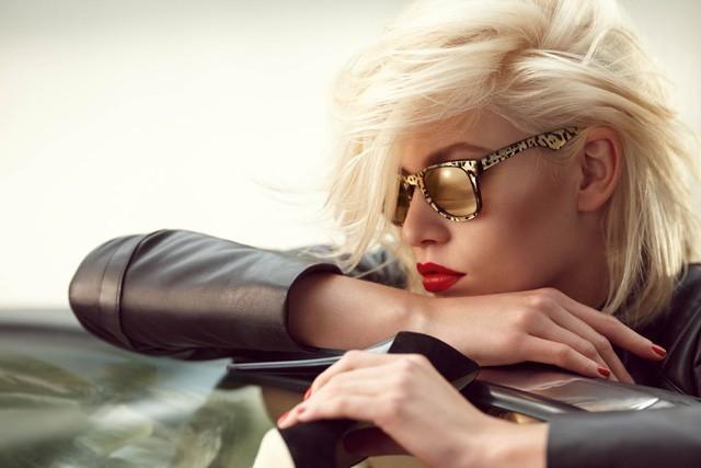 Carrera by Jimmy Choo: rock-chic sunglasses