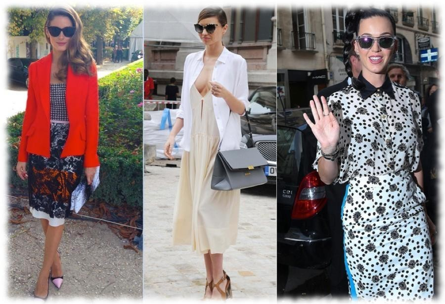 Paris Fashion Week: the prettiest sunglasses worn by celebs