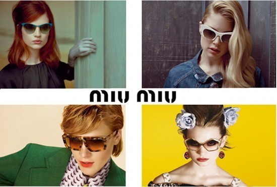 Miu Miu addiction: the wonderful success of Miu Miu sunglasses