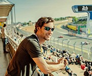 Serengeti and the 24h Le Mans eyewear collection