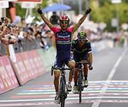 Salice amazing eyewear collection for Giro d'Italia bike race 2016