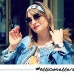 Meet our OTTICANETTERS: fashionable Alessandra