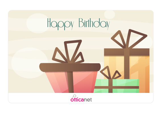 Happy Birthday Gift Card Otticanet