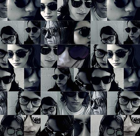 Alexander McQueen Eyeglasses ADV