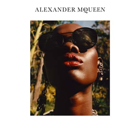Alexander McQueen Sunglasses ADV