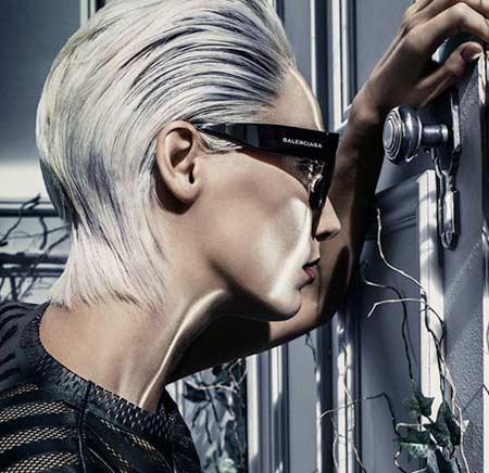Balenciaga Eyeglasses ADV