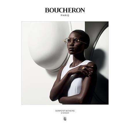 Boucheron Eyeglasses ADV