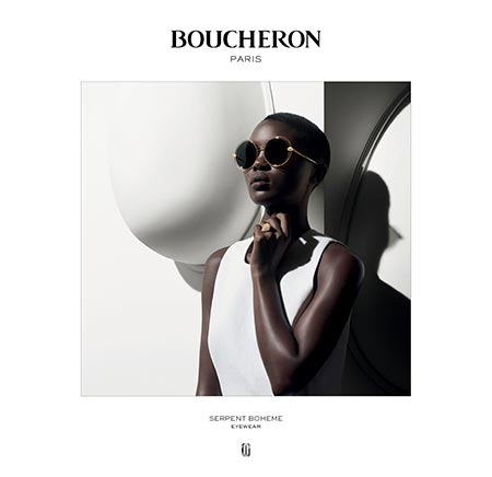Boucheron Sunglasses ADV