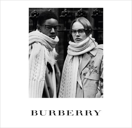 Burberry Eyeglasses ADV
