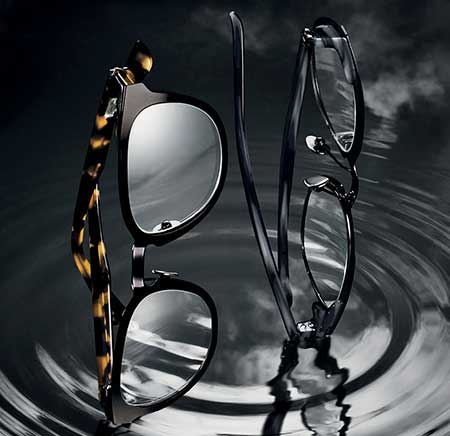 Calvin Klein Collection Eyeglasses ADV
