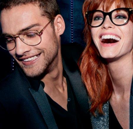 Cartier Eyeglasses ADV