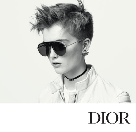 Christian Dior Sunglasses ADV