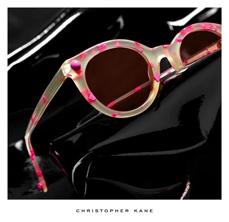 Christopher Kane Sunglasses ADV