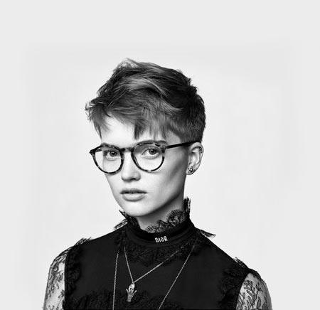 Dior Eyeglasses ADV