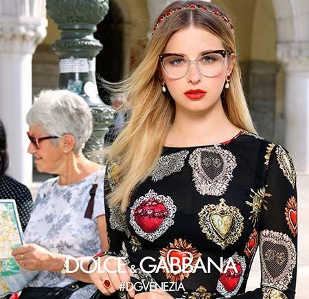 Dolce & Gabbana Eyeglasses ADV