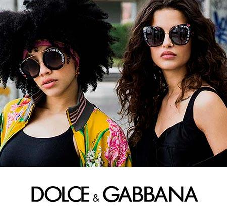 Dolce & Gabbana Occhiali da sole campagna