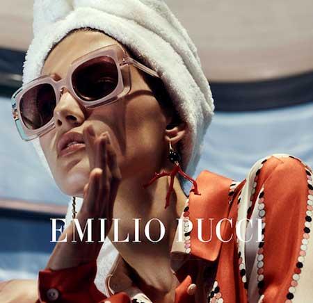 Emilio Pucci Sunglasses ADV