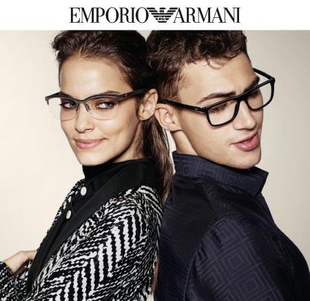 Emporio Armani Eyeglasses ADV