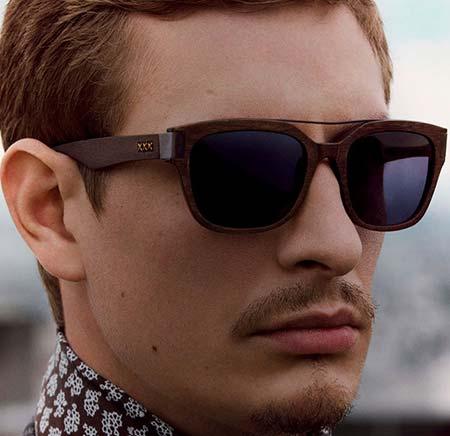 Ermenegildo Zegna Couture Sunglasses ADV