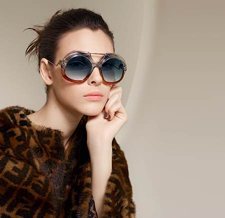Fendi Sunglasses ADV