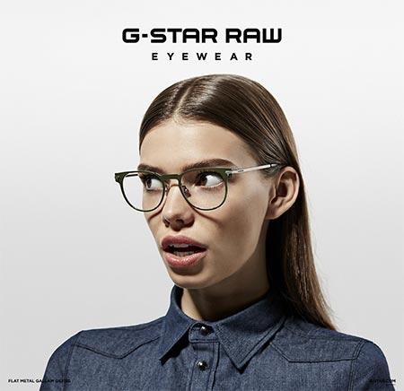 G-Star Raw Eyeglasses ADV