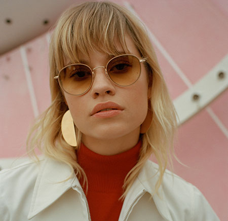 Garrett Leight Sunglasses ADV