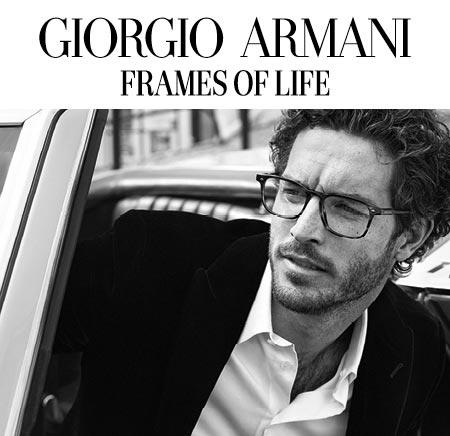 Giorgio Armani Eyeglasses ADV