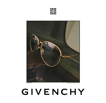 Givenchy Eyeglasses ADV