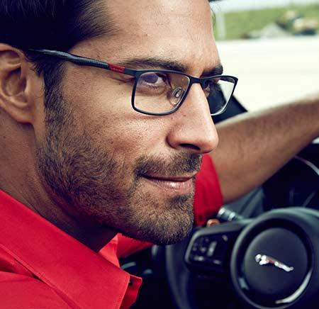 Jaguar Eyeglasses ADV