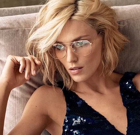 Jimmy Choo Eyeglasses ADV