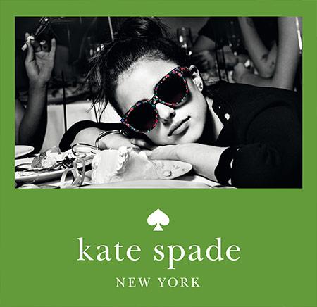 Kate Spade Occhiali da sole campagna