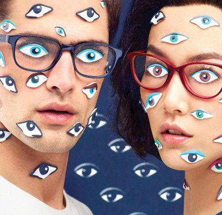 Kenzo Eyeglasses ADV