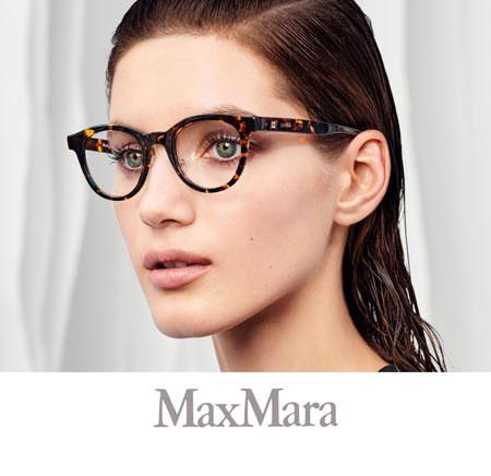Max Mara Eyeglasses ADV