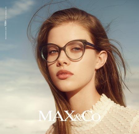 Max&Co. Eyeglasses ADV