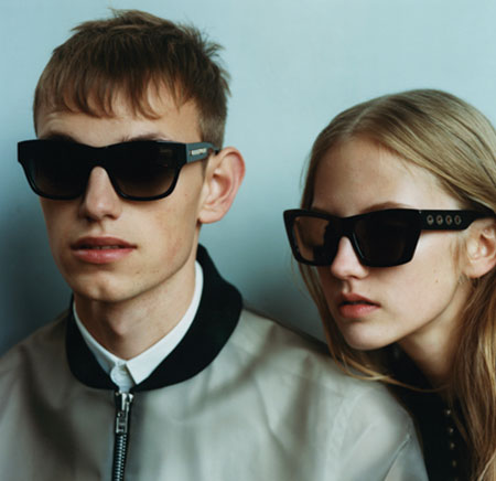 McQ Sunglasses ADV