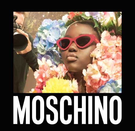 Moschino Sunglasses ADV