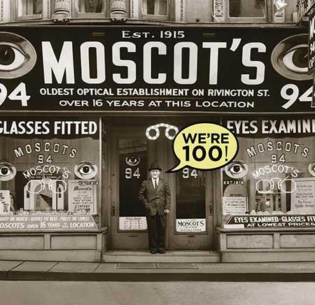 Moscot Sunglasses ADV