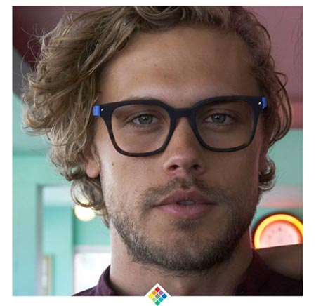 Polaroid Eyeglasses ADV