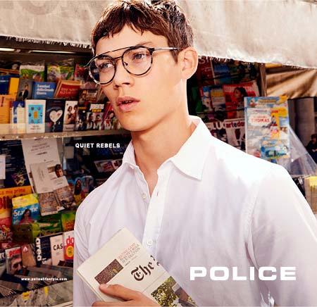 Police Eyeglasses ADV
