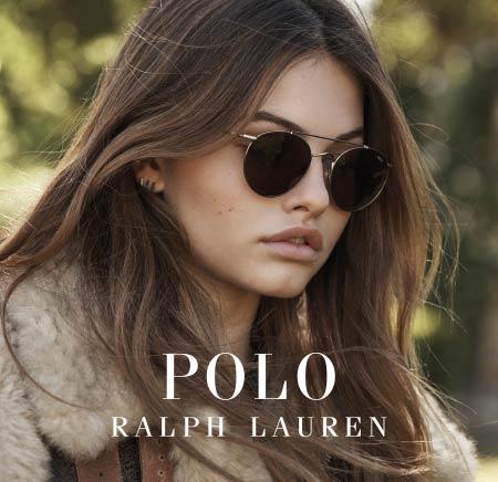 Polo Ralph Lauren Gafas de sol publicidad