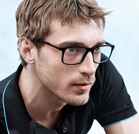 Prada Linea Rossa Eyeglasses ADV