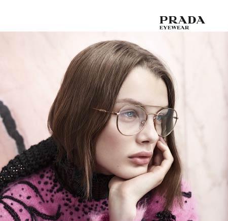 Prada Óculos Campanha