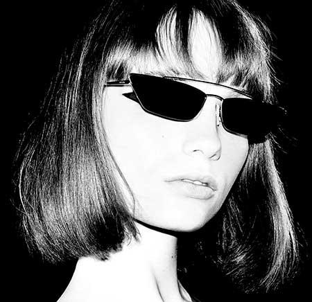 Prada Óculos de sol Campanha