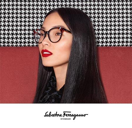 Salvatore Ferragamo Eyeglasses ADV