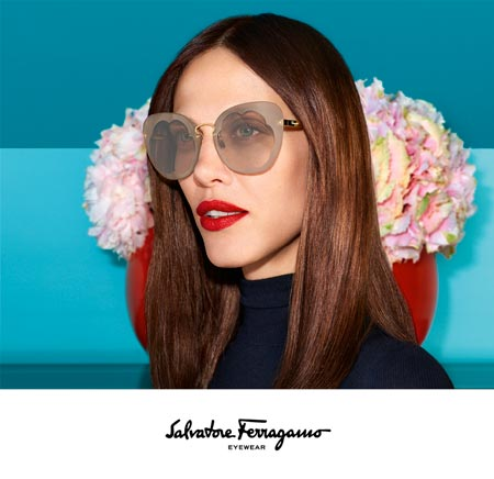 Salvatore Ferragamo Sunglasses ADV