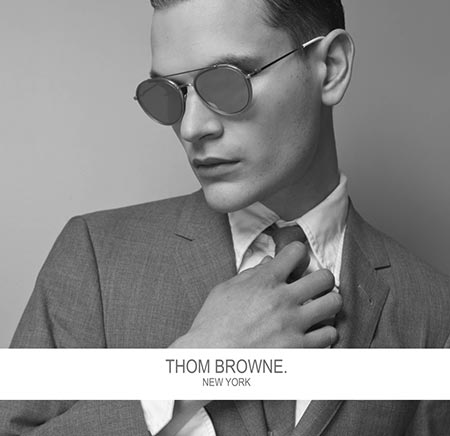 Thom Browne Sunglasses ADV