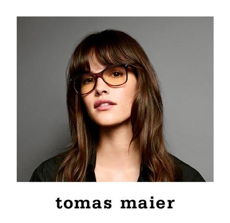 Tomas Maier Eyeglasses ADV