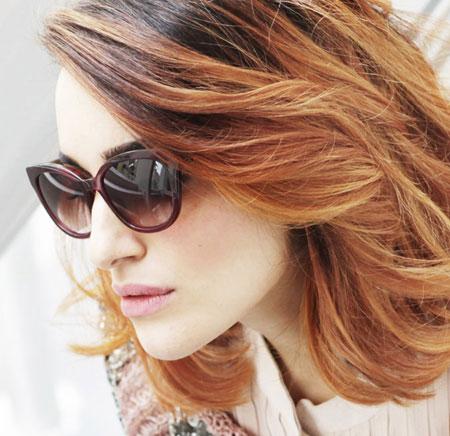 Trussardi Sunglasses ADV