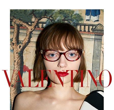 Valentino Eyeglasses ADV