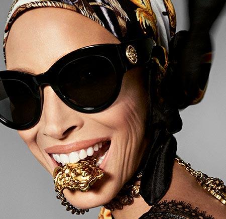 Versace Sunglasses ADV